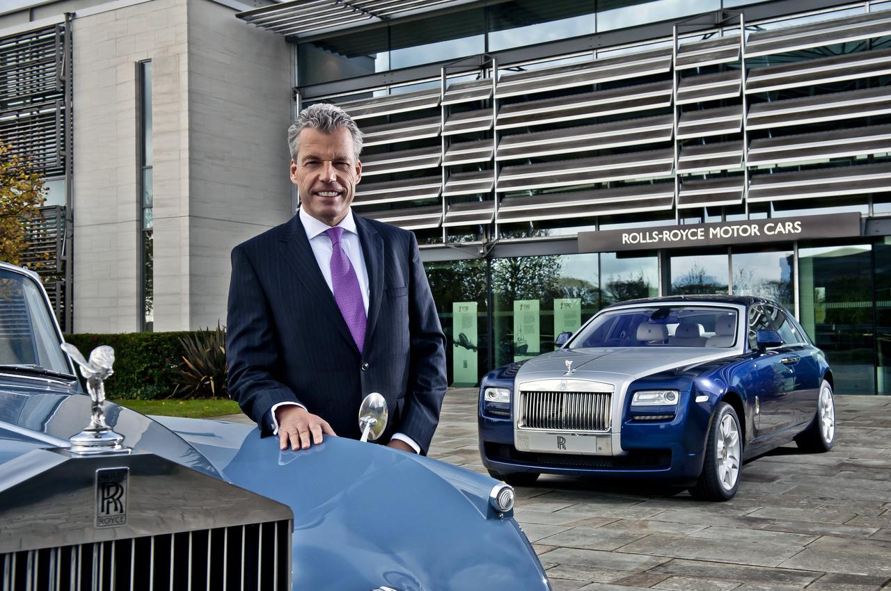 Rolls-Royce, Torsten Müller-Ötvös