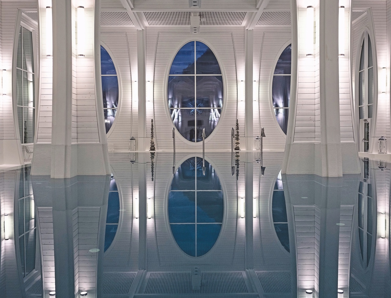 Tamina Therme, Grand Resort Bad Ragaz