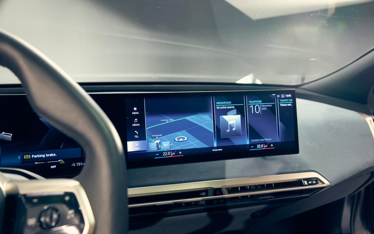 Der neue BMW iX