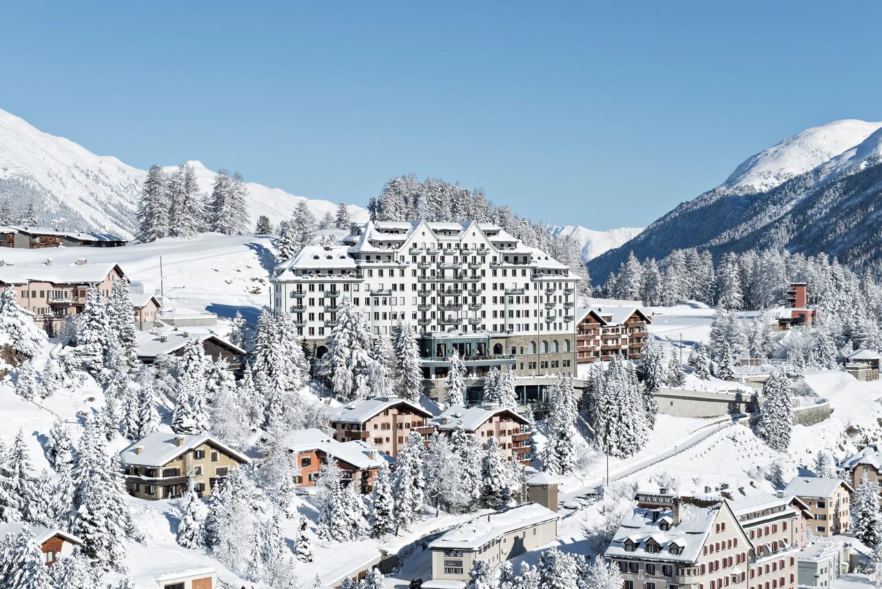 Carlton, Schweiz, Schweizer Alpen