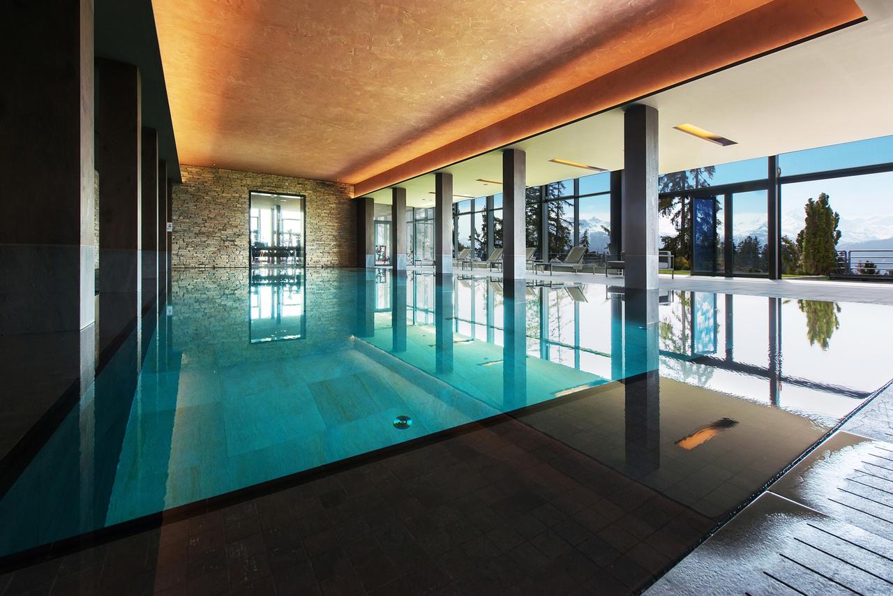 Crans-Ambassador-Hotel, Schweiz, Schwimmbad