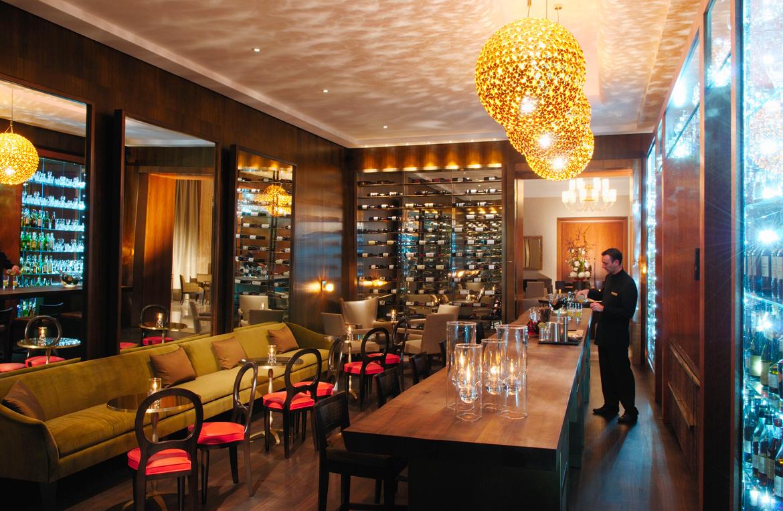 Beau-Rivage-Palace, Lobby, Lounge, Lausanne