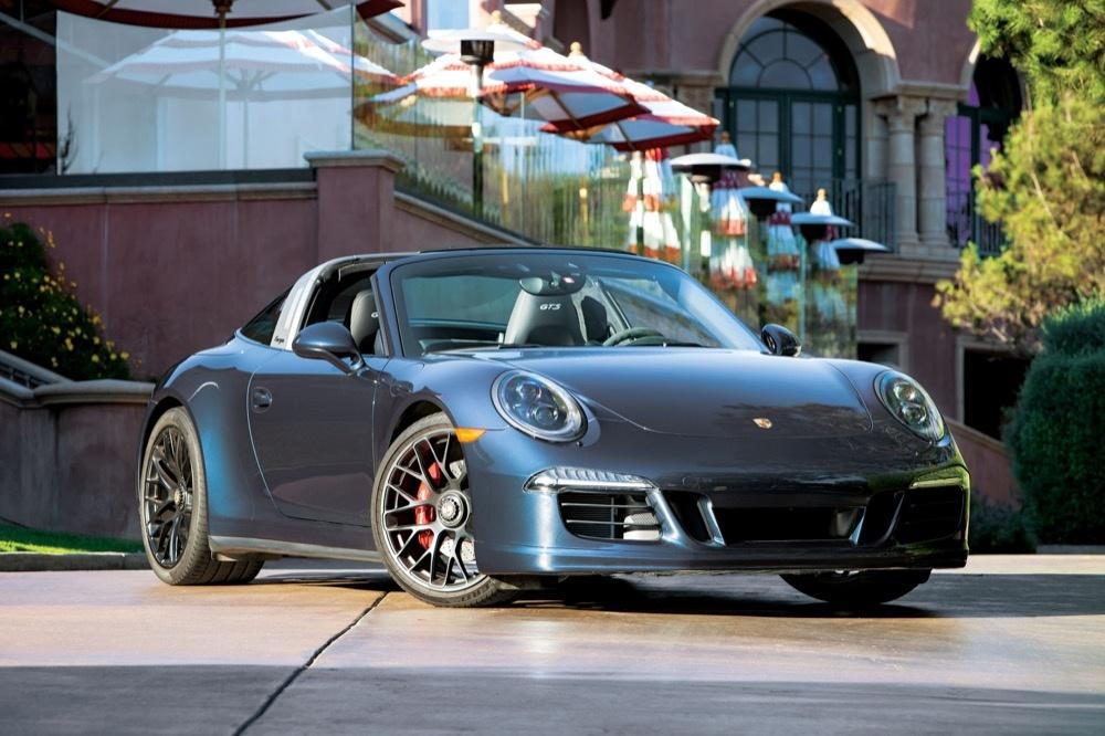 Auto Des Jahres Porsche 911 Targa 4 Gts Robb Report