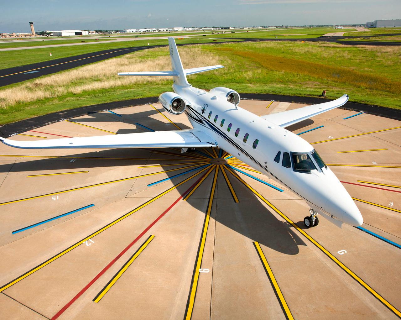 Cessna Citation Severeign