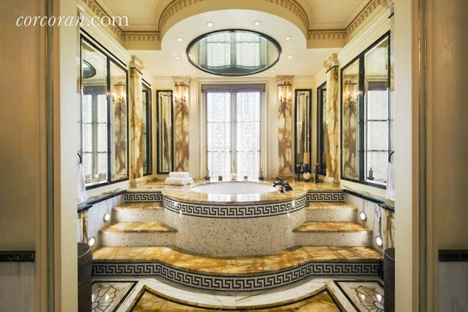 ehemaliges Penthouse von Gianni Versace in New York