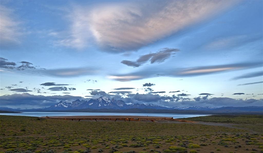 Tierra-Patagonia, Außenansicht