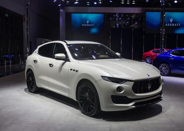 Maserati Levante, Auto Shanghai 2017