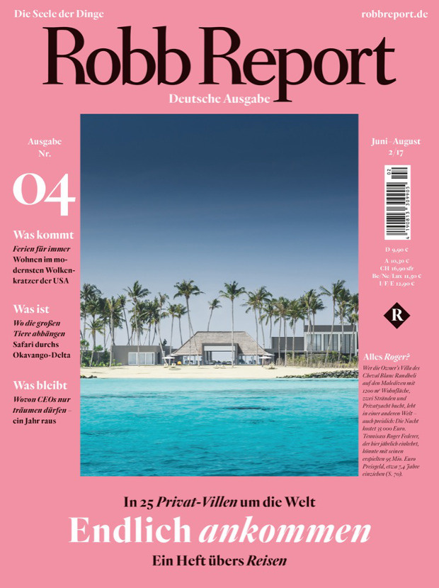 Robbreport Cover 04/17