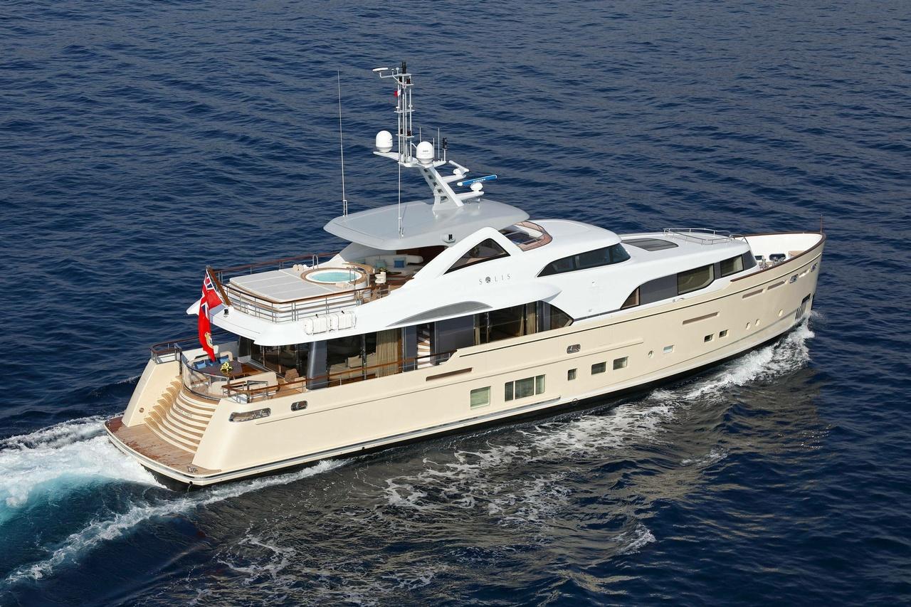 Mulder Solis Yacht, Holland