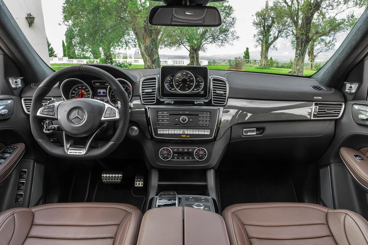 Mercedes-Benz-GL-Class, Innenraum
