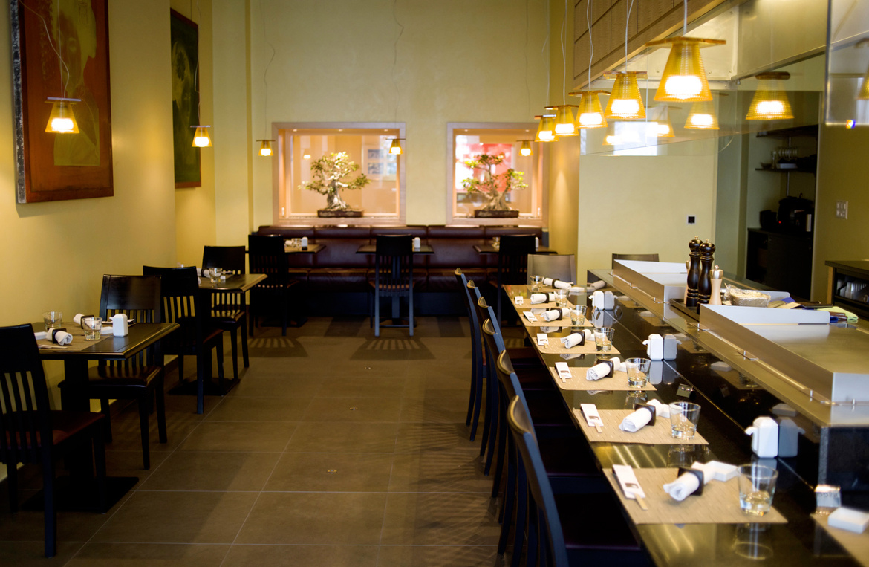 Miyako, japanisches Restaurant, Beau-Rivage Palace