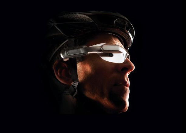 Head-Up-Display Garmin Varia Vision