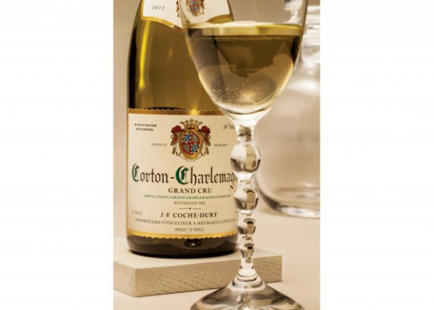Domaine Coche-Dury 2012 Corton-Charlemagne Grand Cru Burgundy