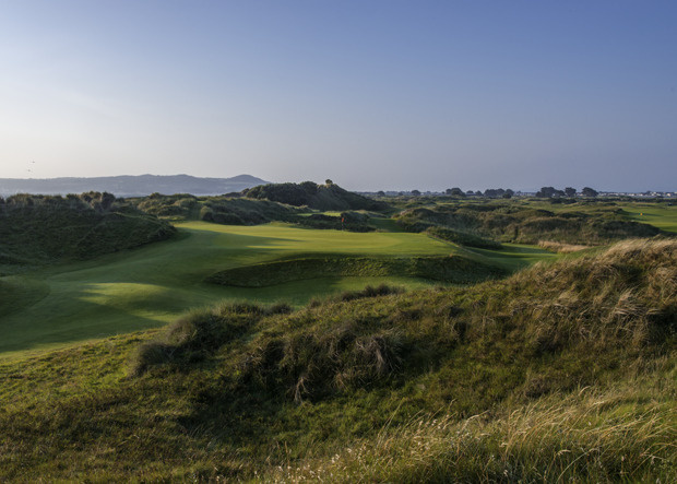 Portmarnock Hotel & Golf Links, Golfplatz