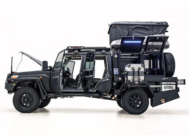 LC 79 Patriot Super Tourer