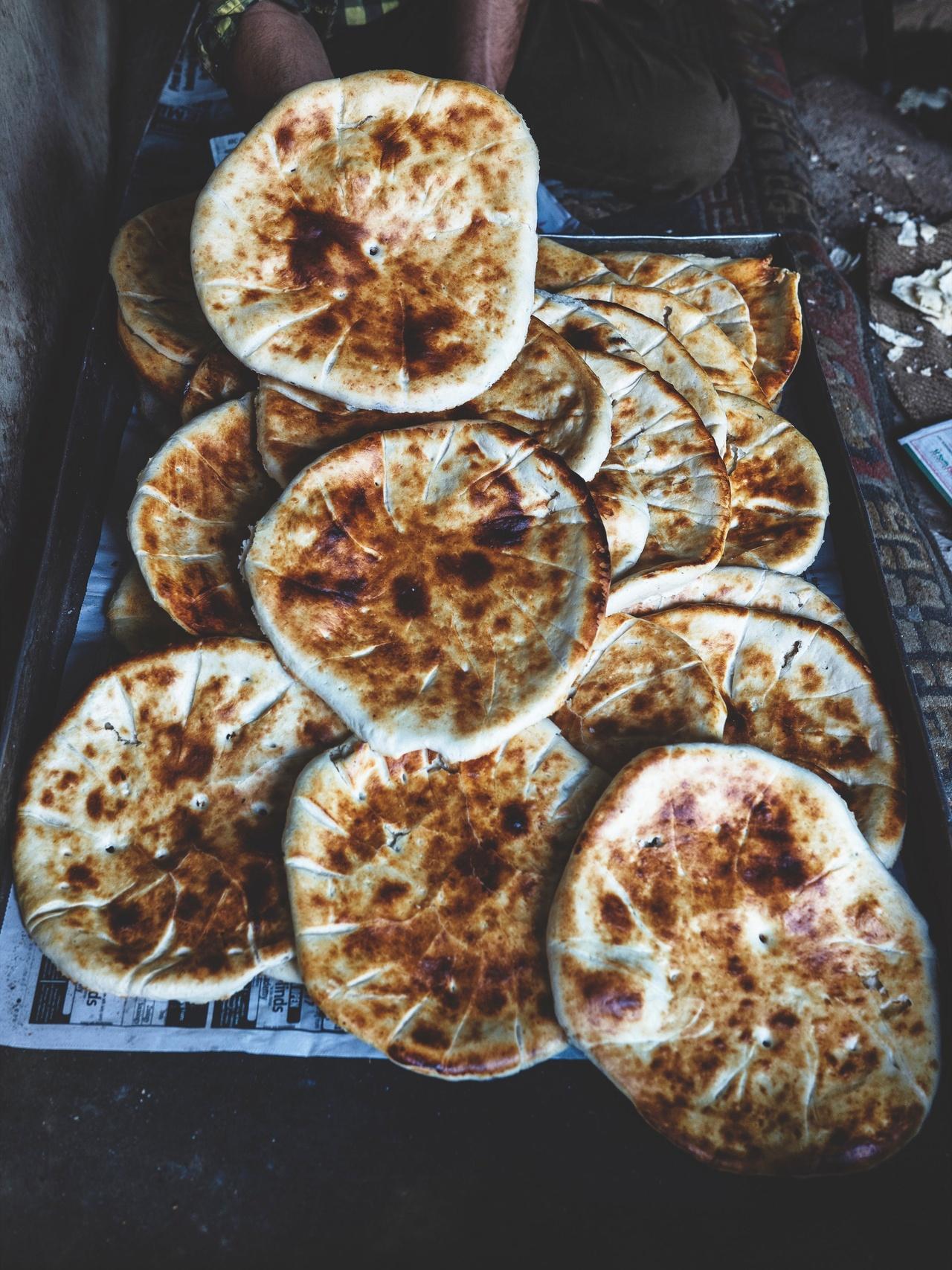 Indisches Brot