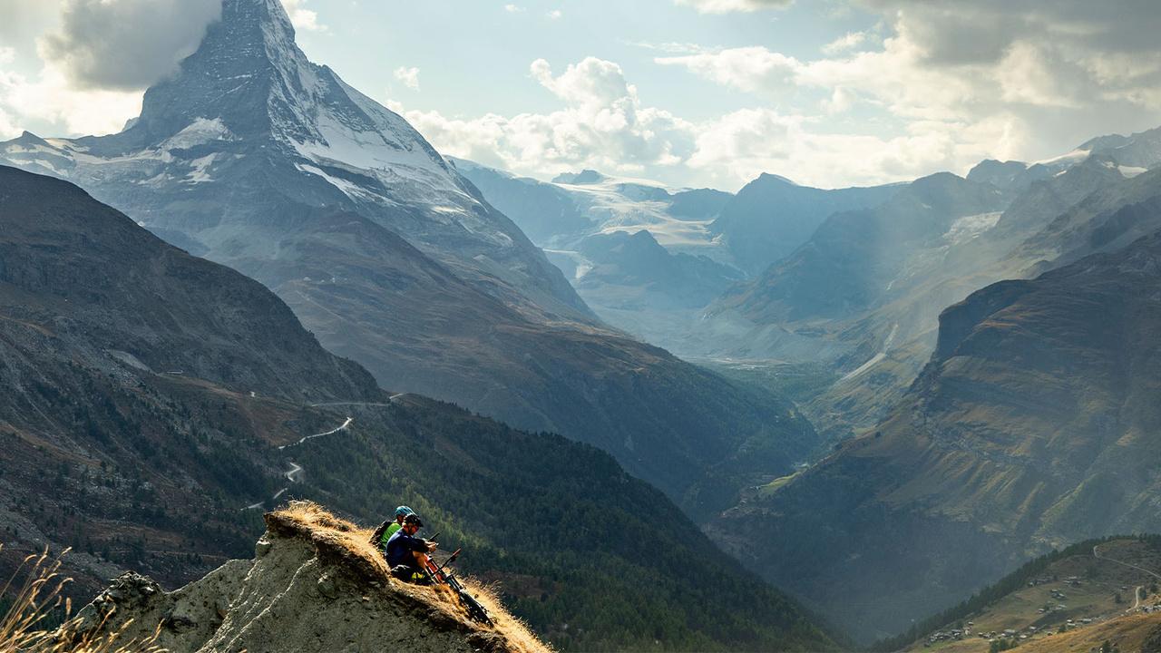 E-Bike Schweizer Alpen