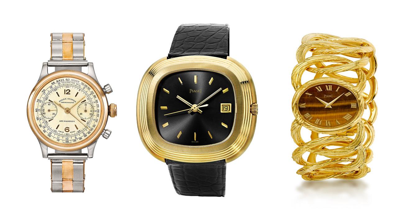 Warhol Uhr