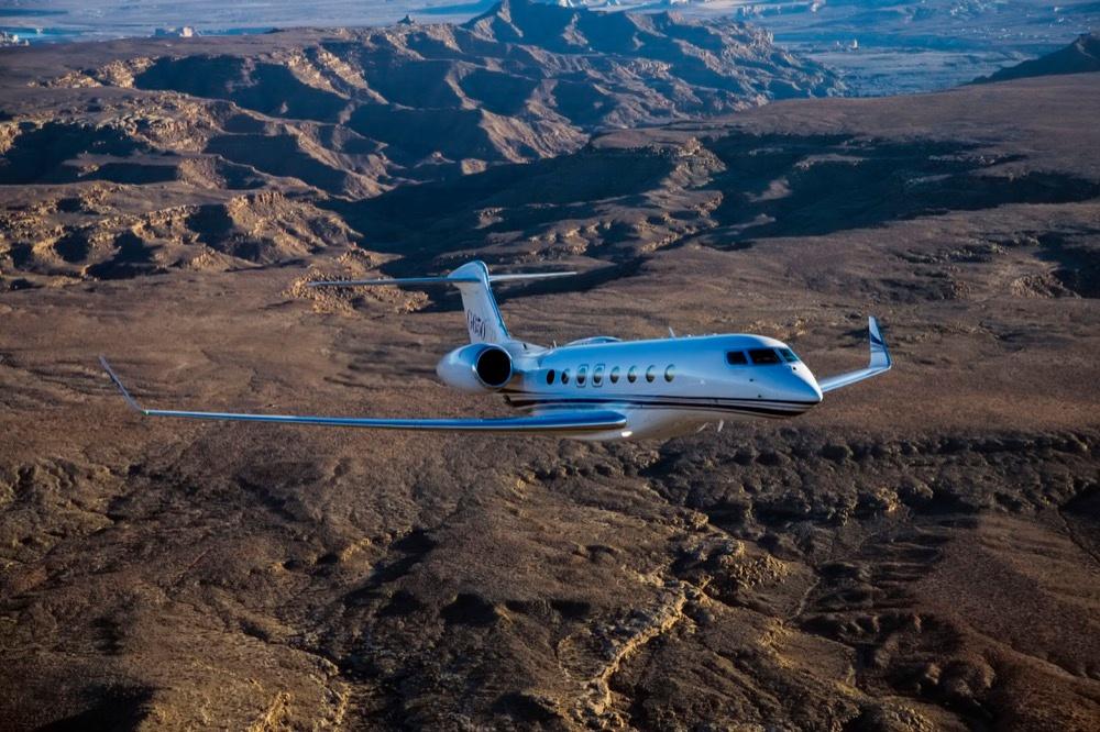 Gulfstream G650ER+