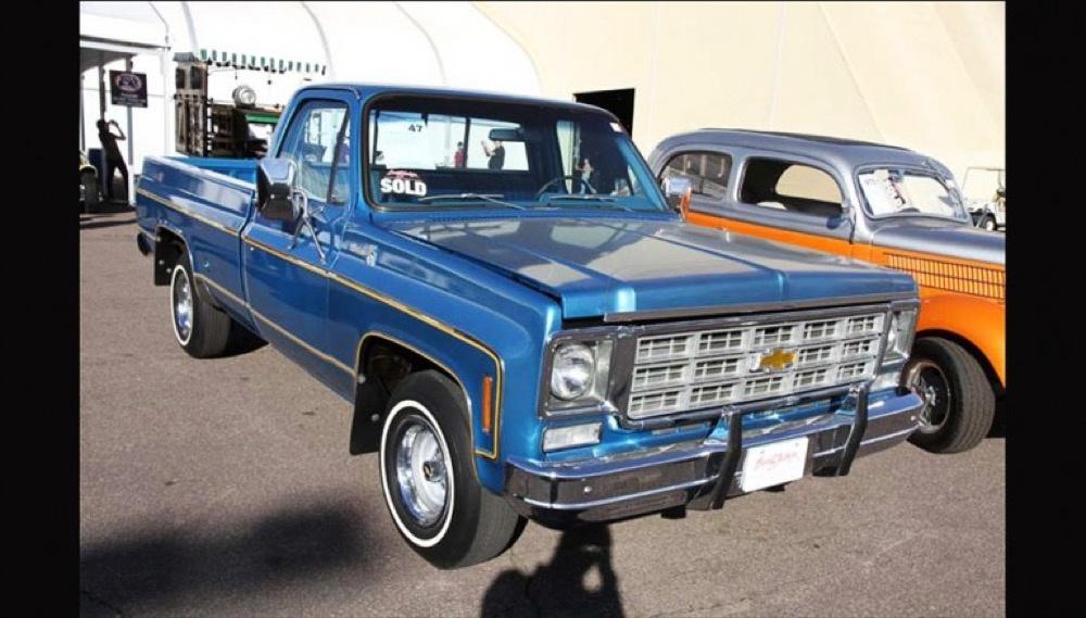 Chevrolet C/K Series Pickup