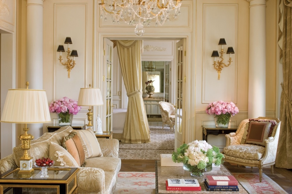 Four-Seasons-Hotel-des-Bergues, Royal Suite