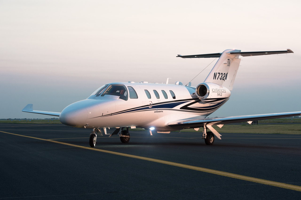 Cessna-Citation-M2