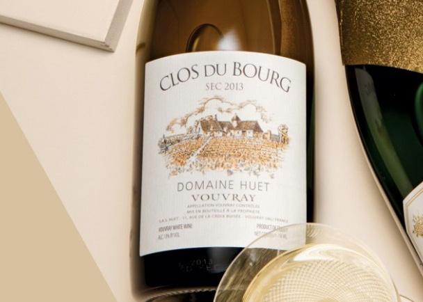 Domaine Huet 2013 Vouvray Sec Clos Du Bourg Loire