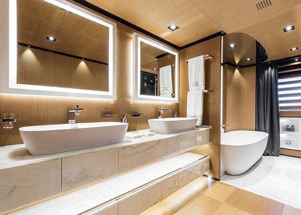 Suerte Bathroom