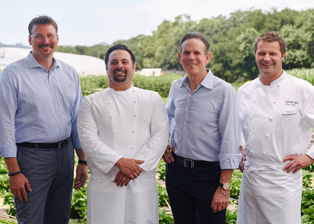 Team Thomas Keller