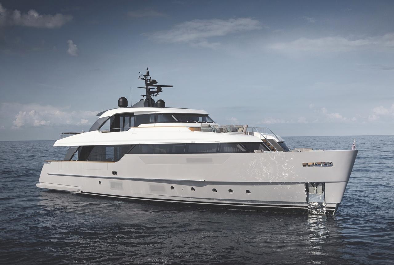 Yacht Sanlorenzo-Werft