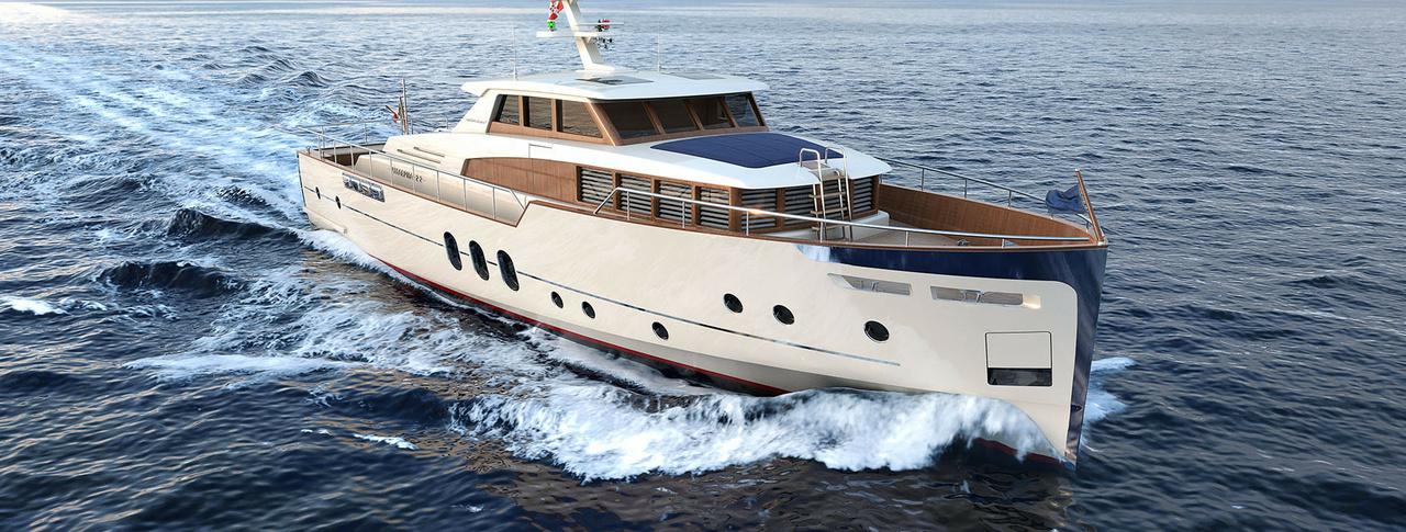 Luxusyacht, Kitalpha 22