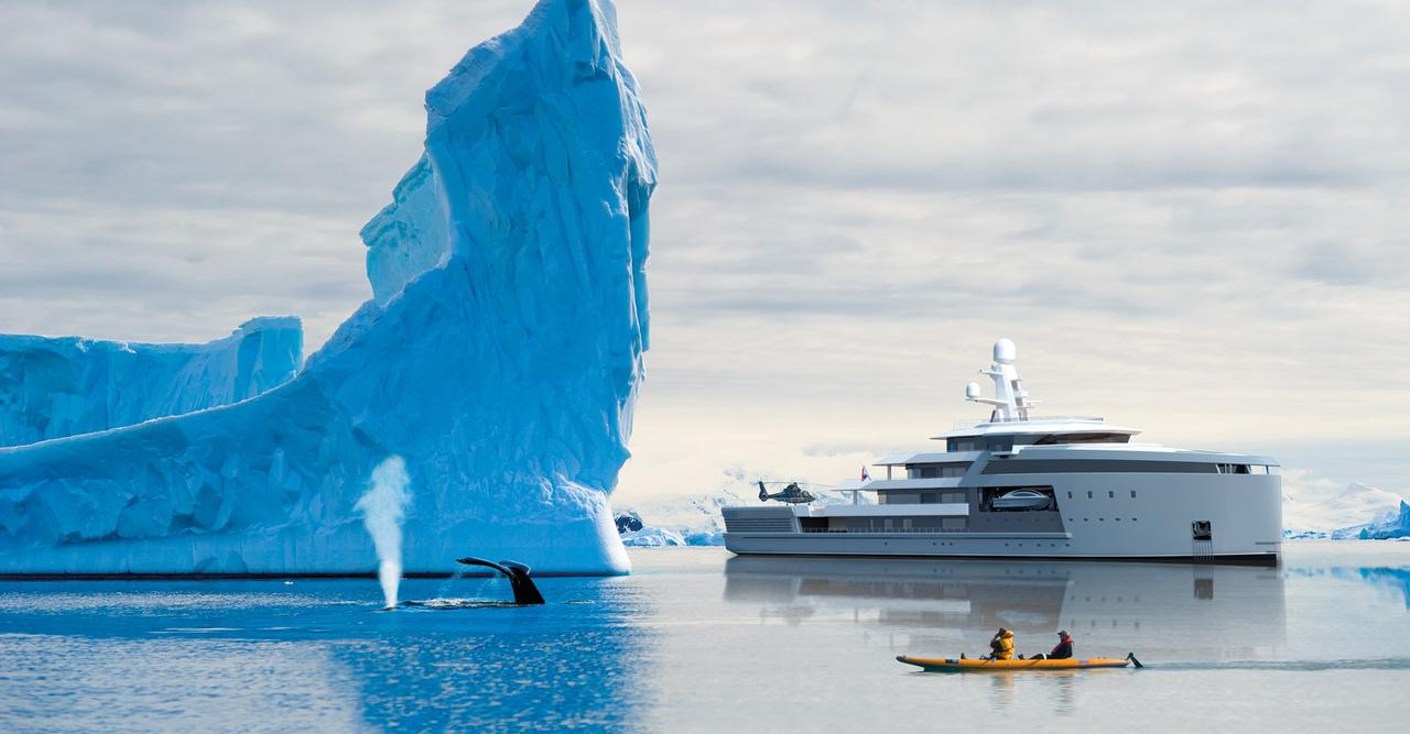 Luxusyacht SeaXplorer