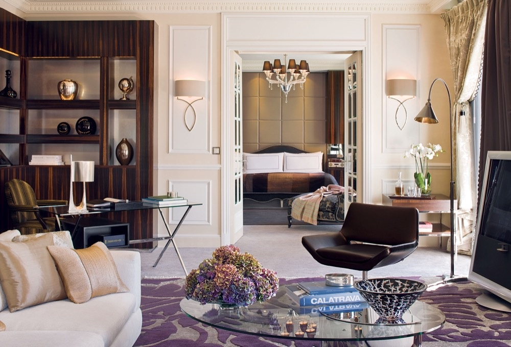 Four-Seasons-Hotel-des-Bergues, Suite