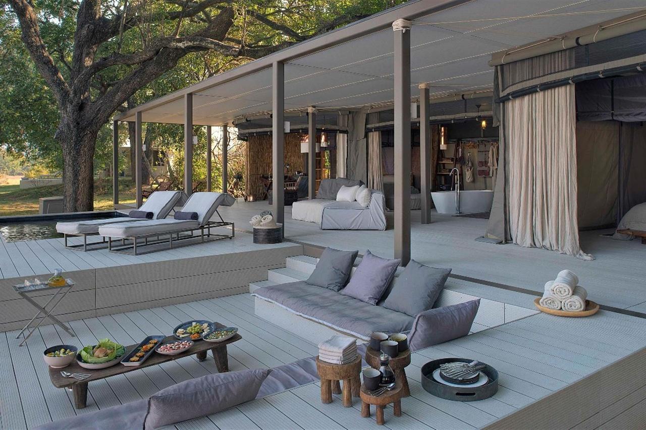 Chinzombo, Familien Villa