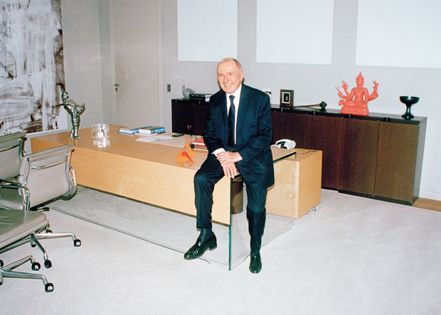 Kunstsammler Francois Pinault
