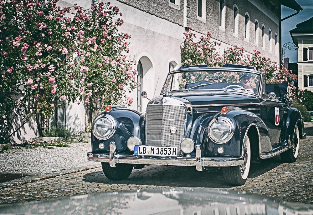 Mercedes 300 S Cabriolet, Mechatronik