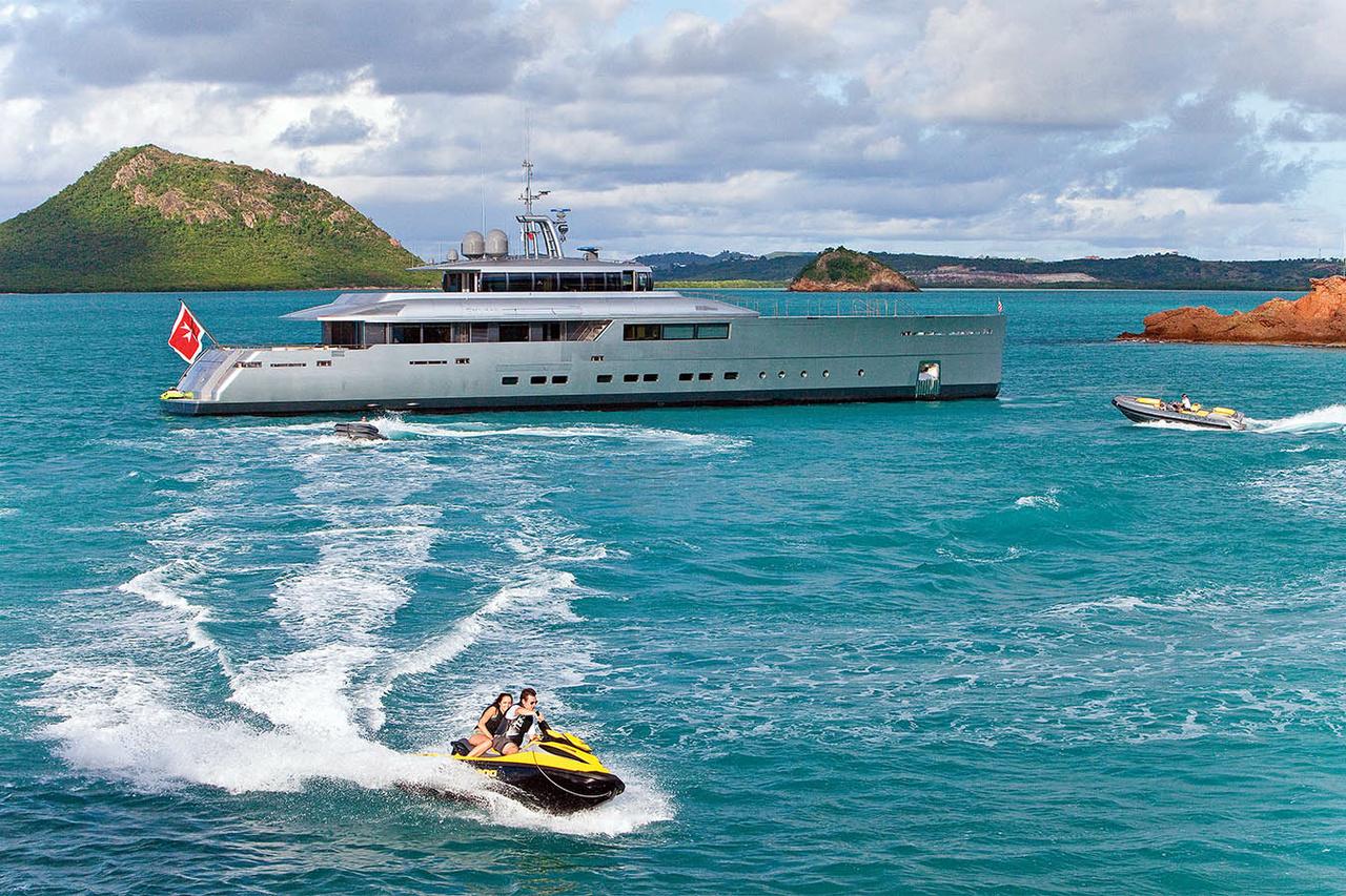 Yacht Exuma