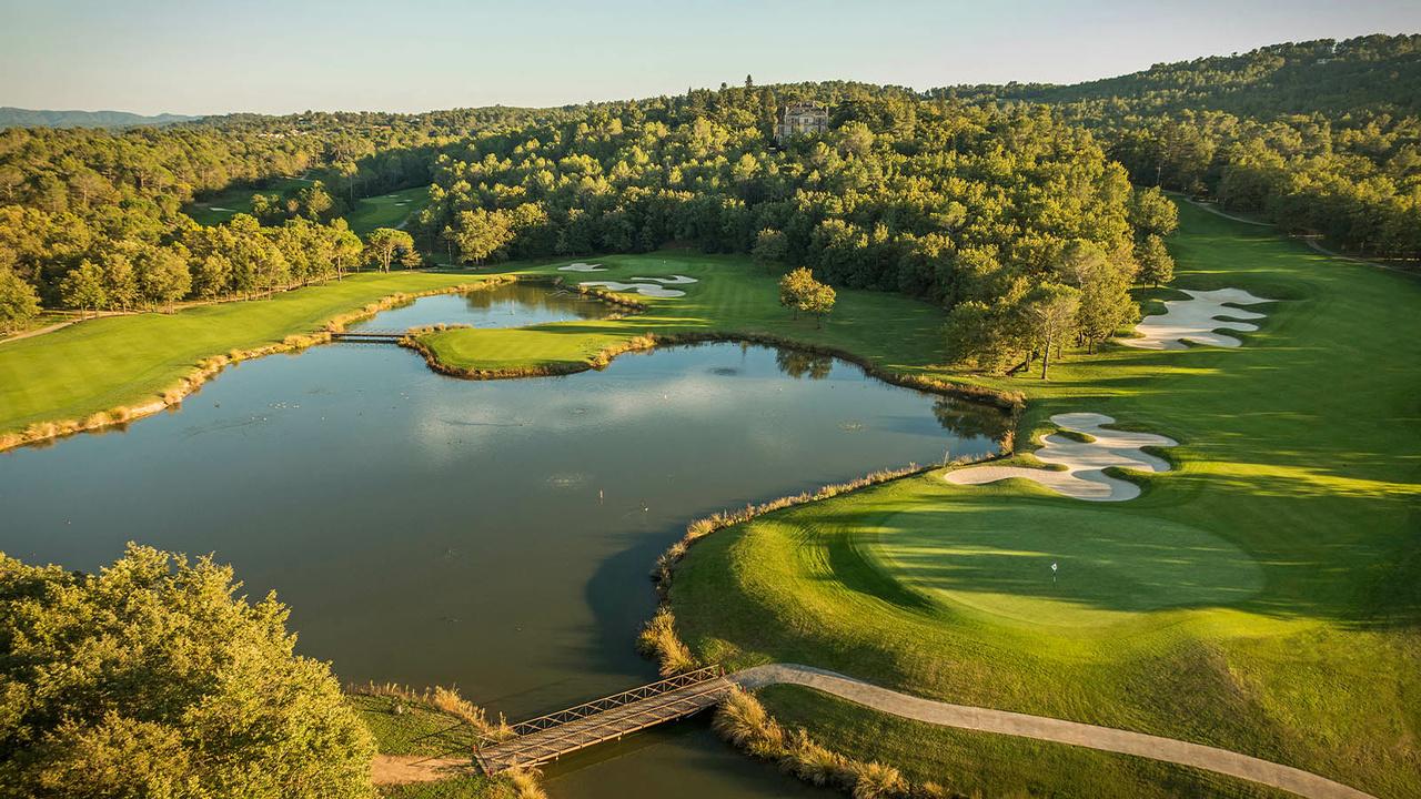 Golfplatz Le Chateau