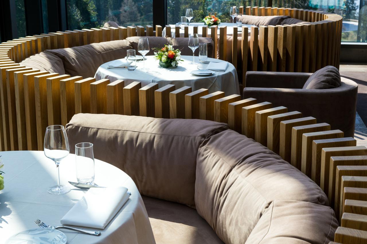 Crans-Ambassador-Hotel, Schweiz, Restaurant, Bar