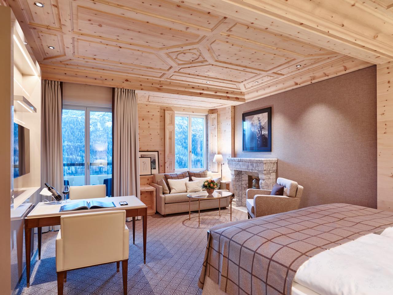 Kulm-Hotel, Junior Suite