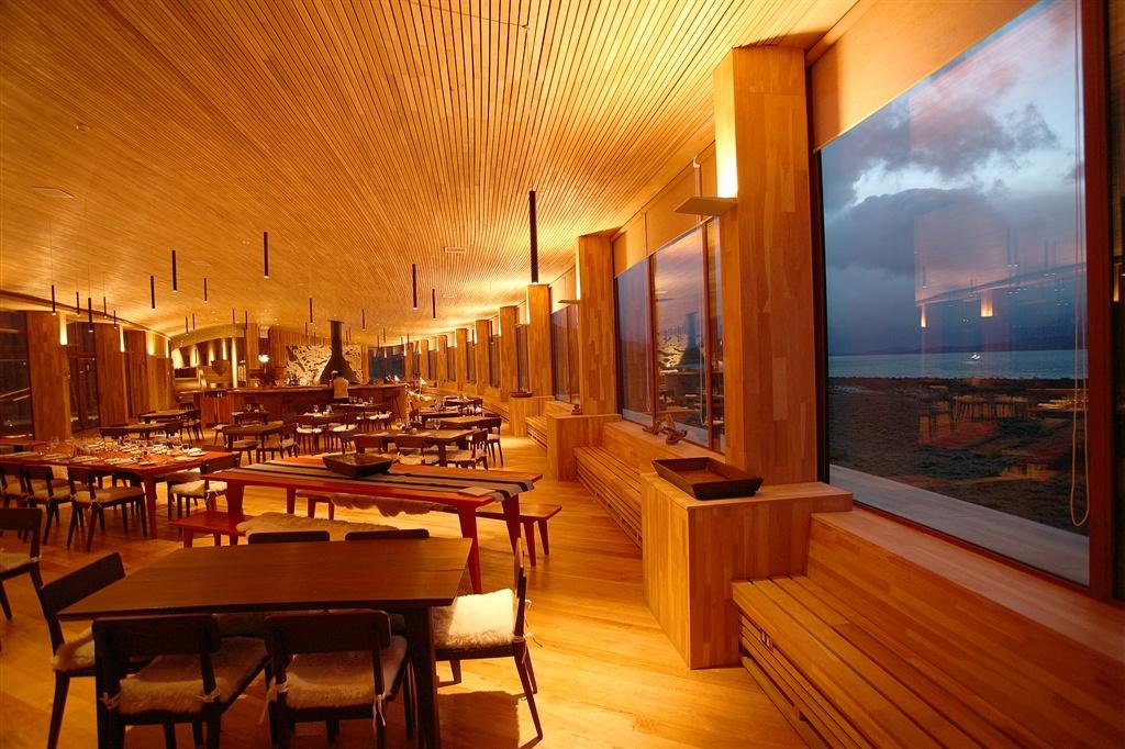 Tierra-Patagonia, Restaurant