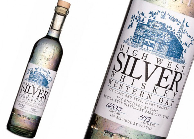 Silver Whiskey