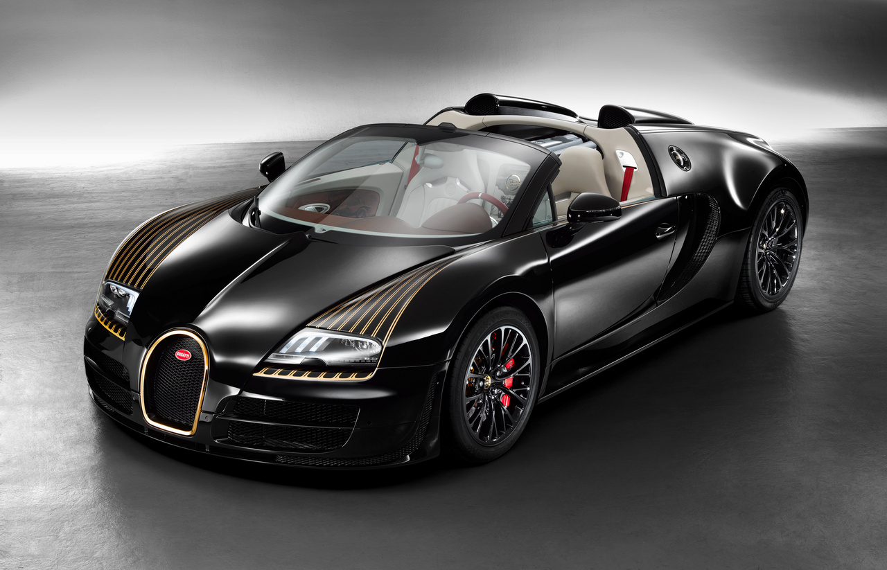 Bugatti Black Bass