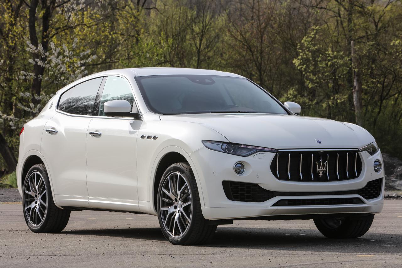 Maserati Levante weiß