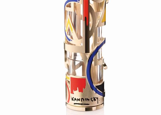 Detailansicht des Montblanc Kandinsky Artisan