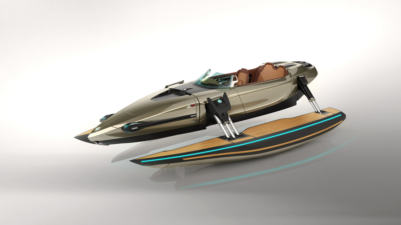 Kormaran, Speedboot