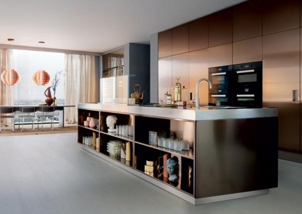 Küchenschränke, Steelia