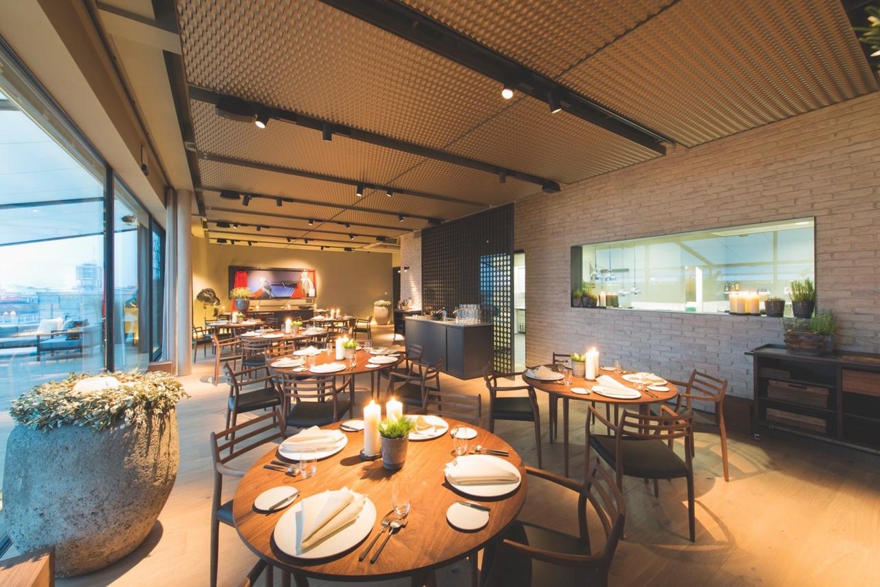 Restaurant Opus V