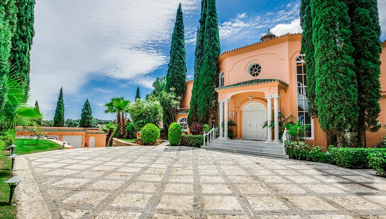 spanische Landhausvilla von Prince