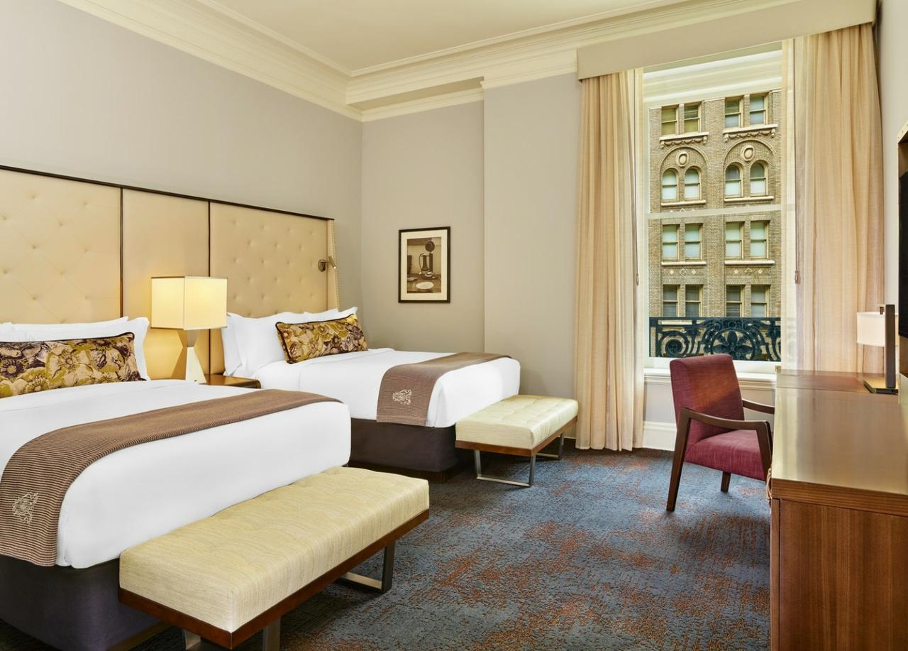 Suite im Palace Hotel San Francisco